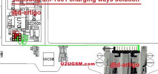 Samsung Galaxy Tab4 T331 Charging Charging Solution Jumper Problem Ways