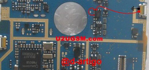 Samsung Galaxy W I8150 Power Button Solution Jumper Ways