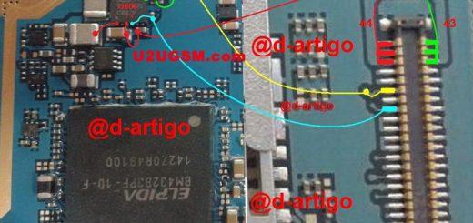 Samsung I9300I Galaxy S3 Neo Display Light Solution
