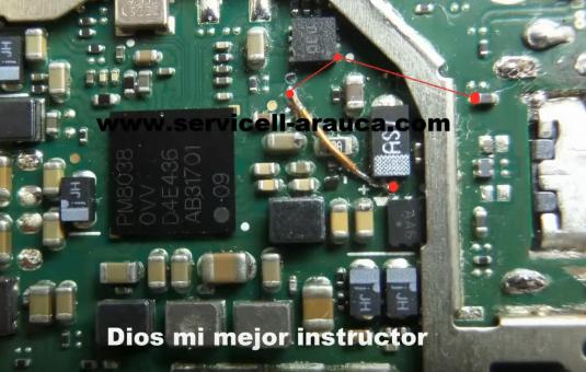 Sony Xperia L C2104 C2105 Charging Solution Jumper Problem Ways