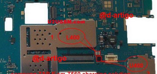 Samsung Galaxy Tab E T560 not charging port repair solution