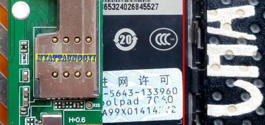 CoolPad 7060 Usb Charging Problem Solution Jumper Ways
