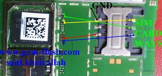 Huawei Ascend Y210 Insert Sim Card Problem Solution Jumper Ways