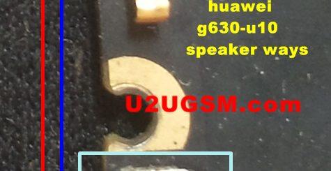 Huawei G630-U10 Ringer Solution Jumper Problem Ways