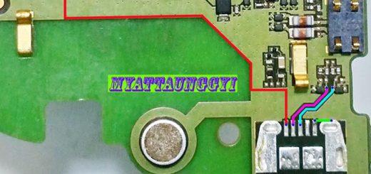 Huawei G730-C00 Usb Charging Problem Solution Jumper Ways