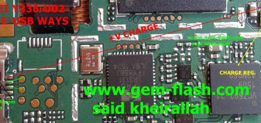 Huawei Y336-U02 Usb Charging Problem Solution Jumper Ways