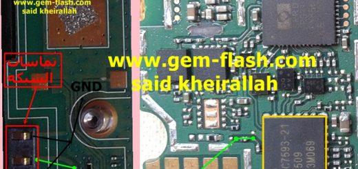Huawei Y336-U02 network problem signal solution jumpers