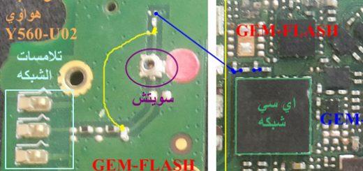 Huawei Y560-u02 network problem signal solution jumpers