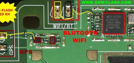 Huawei Y600-U20 Bluetooth IC Not working problem solution
