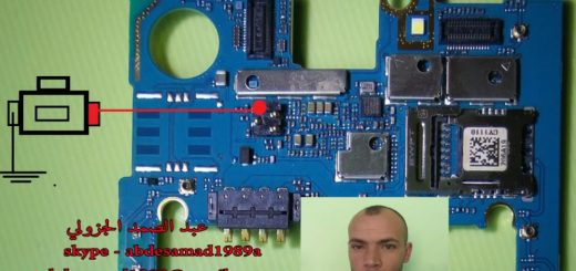 LG K10 K420N Power Button Solution Jumper Ways