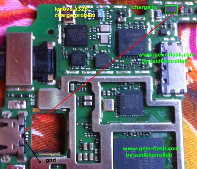 Lenovo A328 Charging Solution Jumper Problem Ways