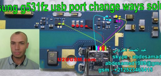 Samsung Galaxy Grand Prime G531FZ Usb Charging Problem Solution Jumper Ways
