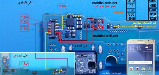 Samsung Galaxy J7 J700H Home Key Button Not Working Problem Solution Jumper
