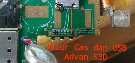 Harga Advan S3D Usb Charging Problem Solution Jumper Ways