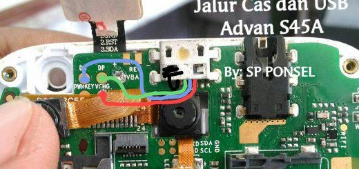 Harga Advan Star Fit S45A Usb Charging Problem Solution Jumper Ways