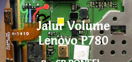 Lenovo P780 Volume Up Down Keys Not Working Problem Solution Jumpers