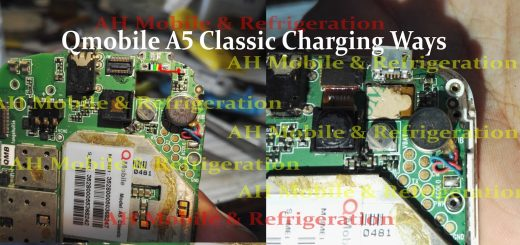 QMobile A5 Classic Charging Solution Jumper Problem Ways