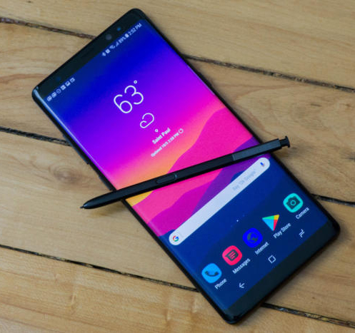 Instruction Manual for Note 9 verizon galaxy s7 Update Oreo