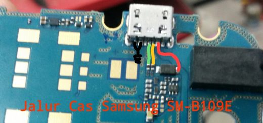 Samsung Keystone 3 B109E Charging Solution Jumper Problem Ways