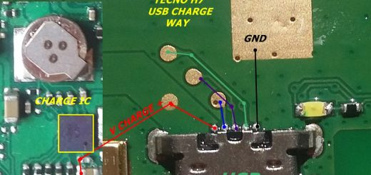 Tecno H7 Usb Charging Problem Solution Jumper Ways
