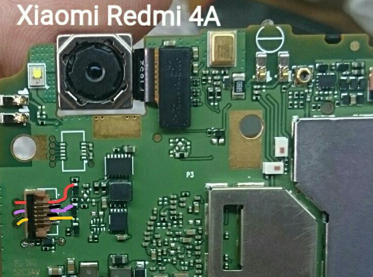 Xiaomi Redmi 4a Power Button Solution Jumper Ways
