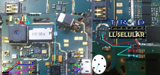 Blackberry 9100 Mic Problem Jumper Solution Ways Microphone Not Working