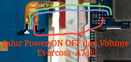 Evercoss A74R Winner x2 Volume Up Down Keys Not Working Problem Solution Jumpers