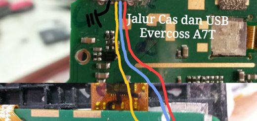 Evercoss A7T Usb Charging Problem Solution Jumper Ways