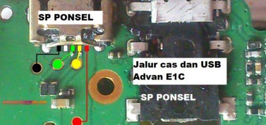 Harga Advan Vandroid E1C 3G Usb Charging Problem Solution Jumper Ways