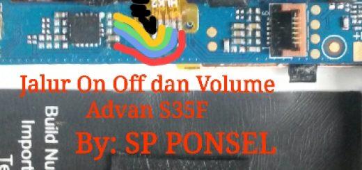Harga Advan Vandroid S35F Volume Up Down Keys Not Working Problem Solution Jumpers