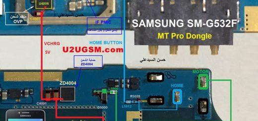 Samsung Galaxy Grand Prime Plus G532F Charging Problem Solution Jumper Ways