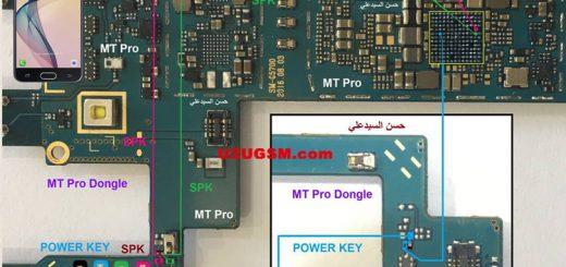 Samsung Galaxy J5 Prime G5700 Power Button Solution Jumper Ways