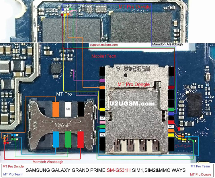 Samsung Galaxy Grand Prime G531h Memory Card Not Working