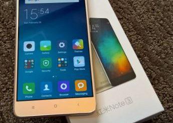 Xiaomi Redmi Note 3 User Guide Manual Tips Tricks Download