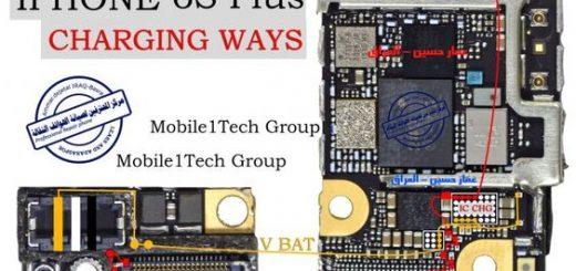 iPhone 6 Plus Charging Solution Jumper Problem Ways