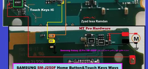 Samsung Galaxy J2 Pro Home Key Button Not Working Problem Solution Jumper