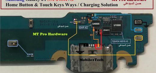 Samsung Galaxy J4 Home Key Button Not Working Problem Solution Jumper