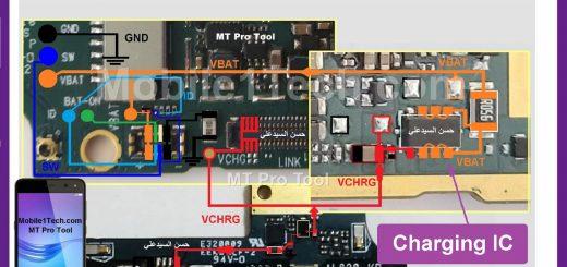 Huawei Nova Plus Battery Connector Terminal Jumper Ways