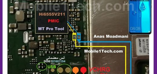 Huawei Y9 2019 Ringer Solution Jumper Problem Ways