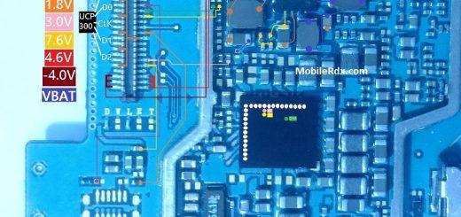 Samsung Galaxy J7 J700F Display Problem Solution Jumper Ways