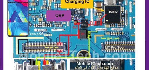 Samsung Galaxy M10 M105F Usb Charging Problem Solution Jumper Ways