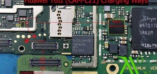 Huawei Y6II CAM-L21 Charging Solution Jumper Problem Ways