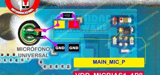 Lg G3 D855 Mic Solution Jumper Problem Ways Microphone