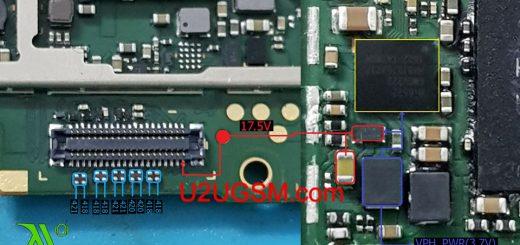 Huawei Y6II L21 Display Light Solution LCD Jumper Problem Ways