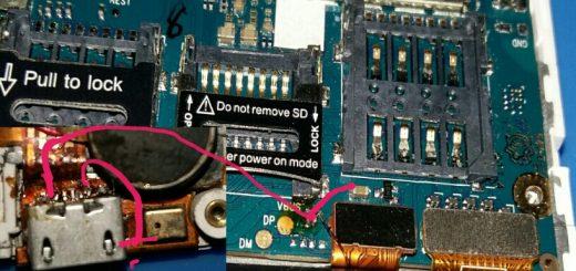 Lava Pixel V2 Charging Problem Solution Jumper Ways No Charging