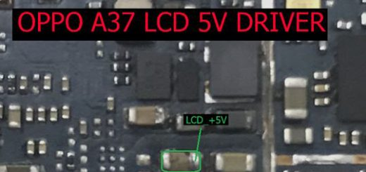 Oppo A37 Display Light Solution LCD Jumper Problem Ways