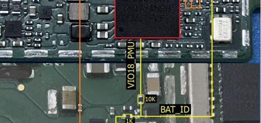 Redmi Battery Connector Terminal Jumper Ways