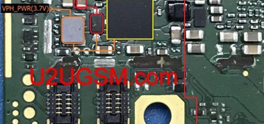 Xiaomi Redmi 6 Cell Phone Screen Repair Light Problem Solution Jumper Ways