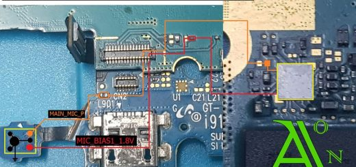 Samsung Galaxy S4 mini I9192 Mic Problem Jumper Solution Ways Microphone Not Working