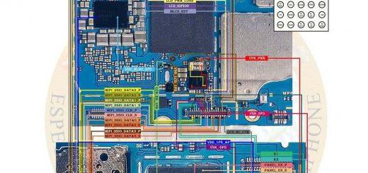 Samsung Galaxy A10 A105G Display Problem Solution Jumper Ways
